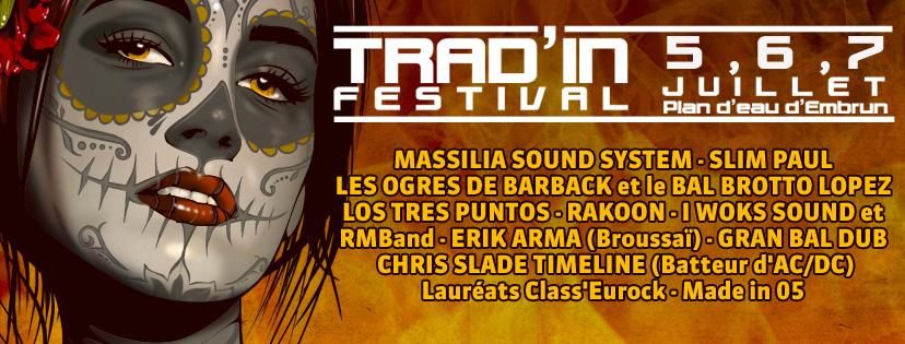 Trad'in Festival